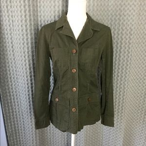 Zara Collection Army Jacket